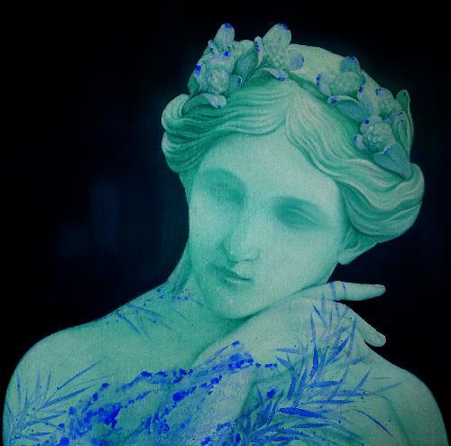 《梦·青花之花神》