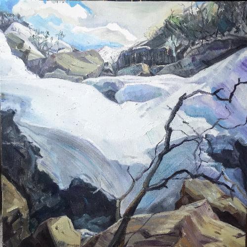 《阿坝的雪2》