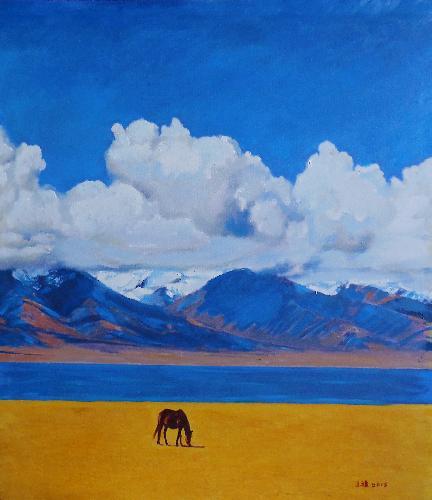 高原系列-小马