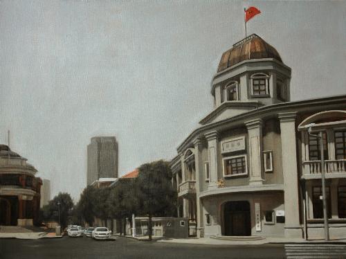 津海关大楼