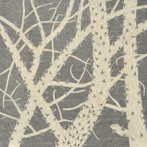 有刺的树08