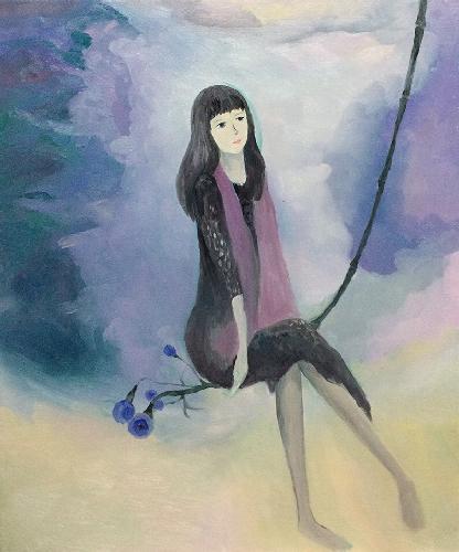 《蓝莓花》系列二