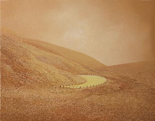 孤独系-平湖秋月