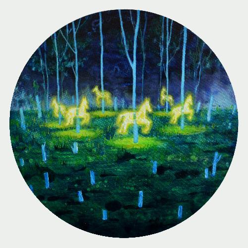 《那片仅存的树林》