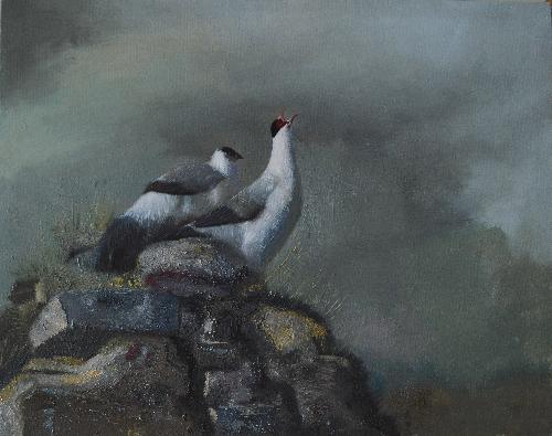鸟语之诗系列之二
