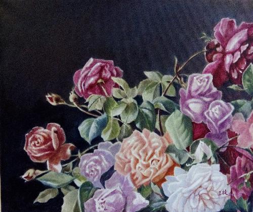 玫瑰系列之三