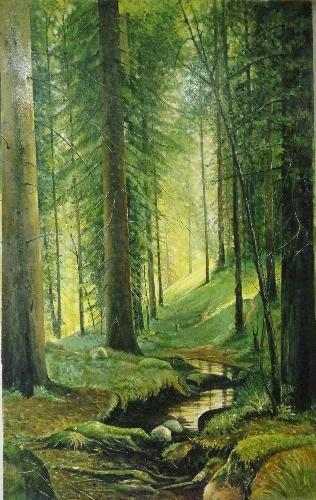 希施金森林