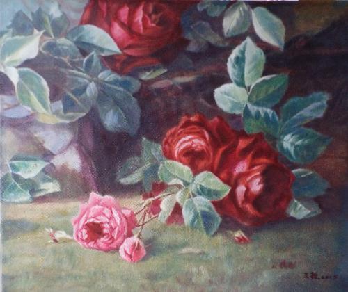 玫瑰系列之二