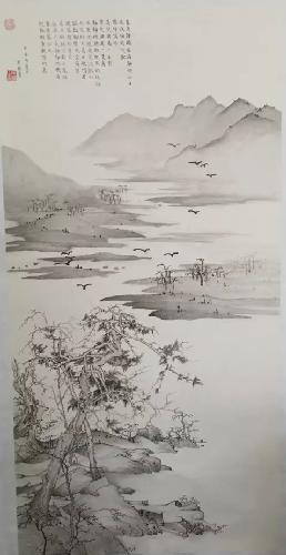 山中小景4