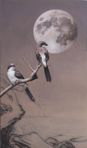 巜月下雏鹰》