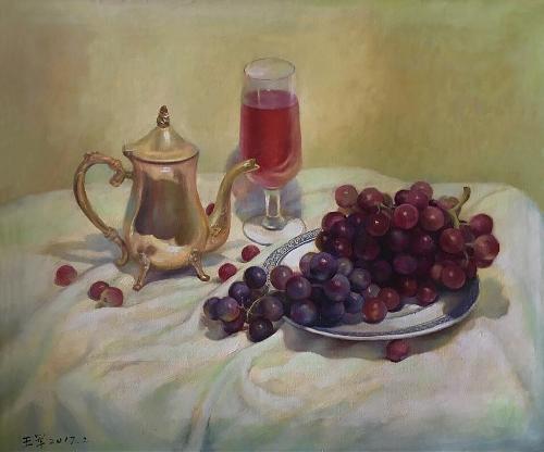 葡萄美酒夜光杯