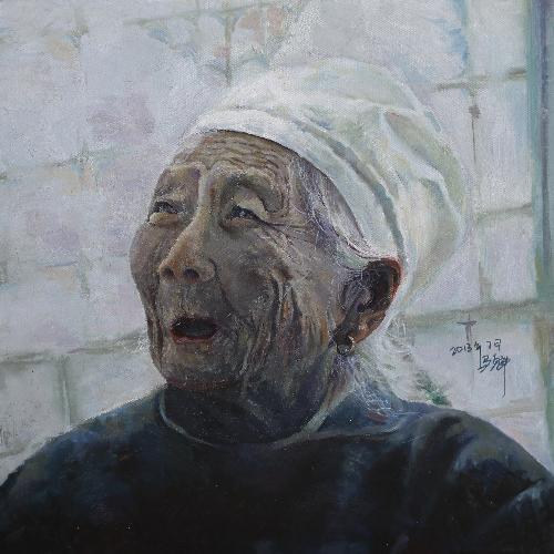 百岁老人的渴望