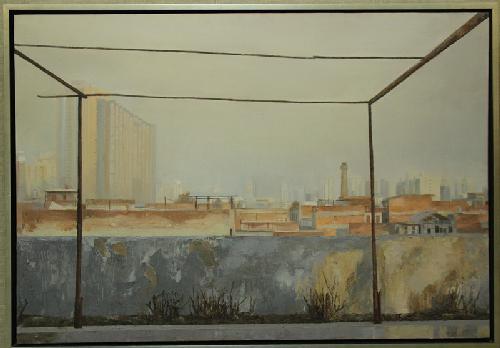 《楼顶的风景》系列二