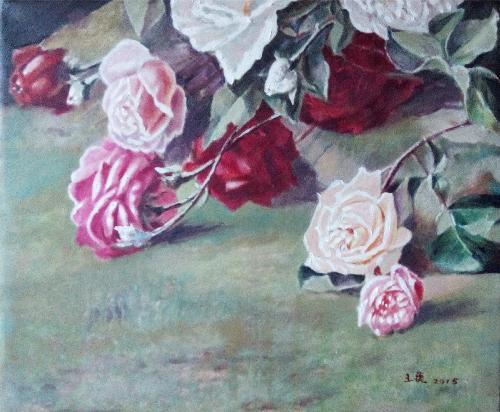 玫瑰系列之四