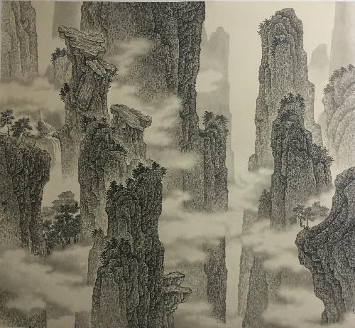 《云山系列》