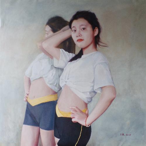 少女系列-靓颖