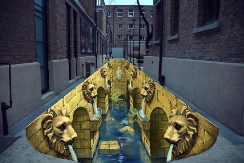 《金狮桥》