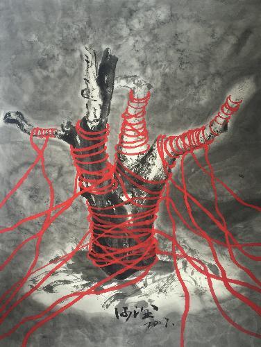 红绳系列之槁木一