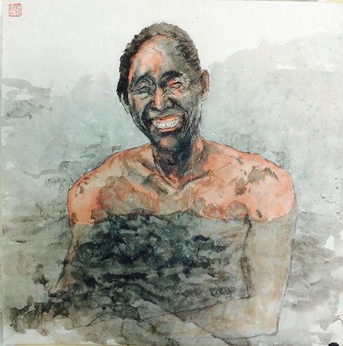 黑色的澡堂—矿工系列