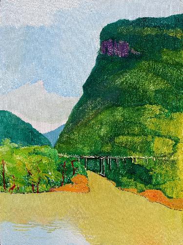 《江北的风景1》