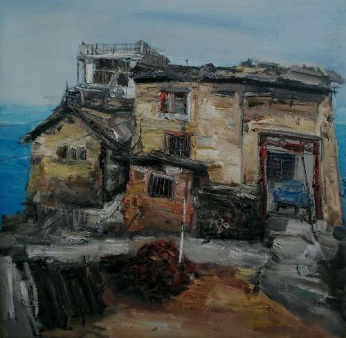 海边的房子